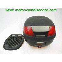 PORTEUR ARRI?RE / TOP CASE OEM N.  PI?CES DE  D'OCCASION  MOTO KYMCO PEOPLE 50 4T ( 2007 - 2011 )  D?PLACEMENT 50 cc ANN?E DE CONSTRUCTION