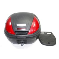 PORTEUR ARRI?RE / TOP CASE OEM N.  PI?CES DE  D'OCCASION  MOTO KYMCO PEOPLE S 200 (2005 - 2006) D?PLACEMENT 200 cc ANN?E DE CONSTRUCTION  2006